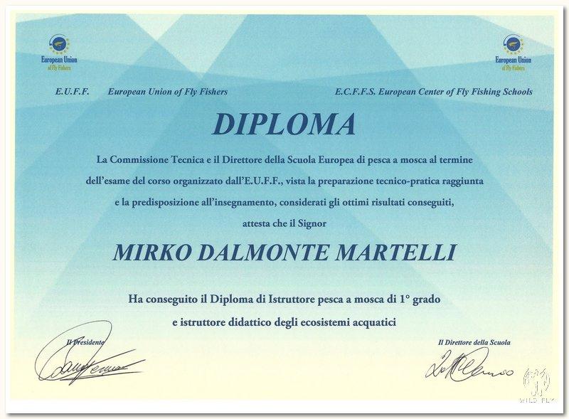 Mirko dalmonte Martelli Lezioni di pesca sportiva a Bologna, corsi privati di pesca , Istruttore di pesca a mosca