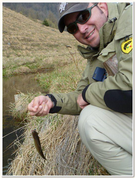 Mirko Dalmonte Martelli Lezioni di pesca sportiva a Bologna, corsi privati di pesca , Istruttore e guida di pesca a mosca